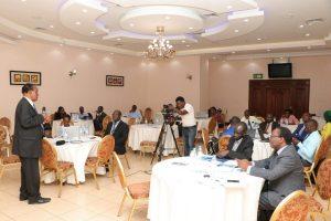 Indoor Residual Spraying a cost effective method of controlling malaria in Uganda